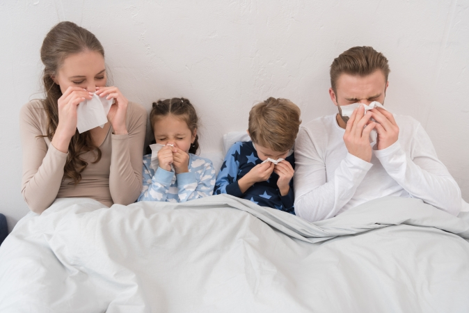 Length of flu symptoms and how to prevent catching the flu