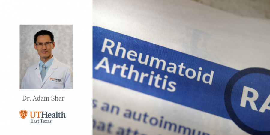 An explanation of rheumatoid arthritis by Dr. Adam Shar