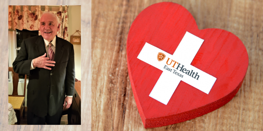 Read how a few heart tests ended up saving Steve's life