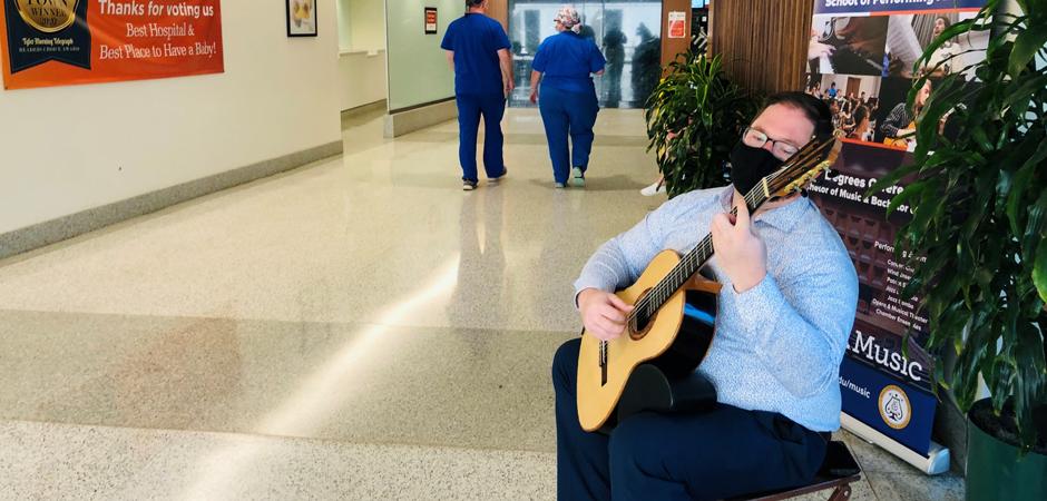Music and Medicine program