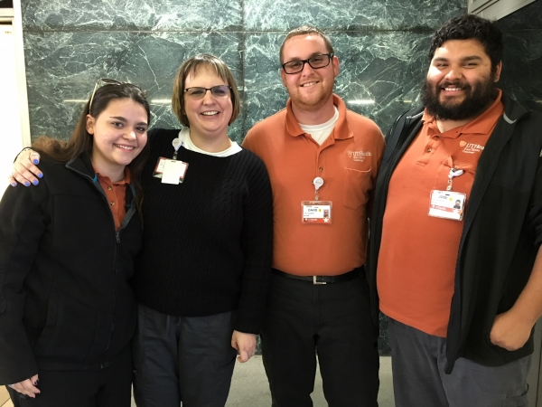 We care concierge team at UT Health East Texas