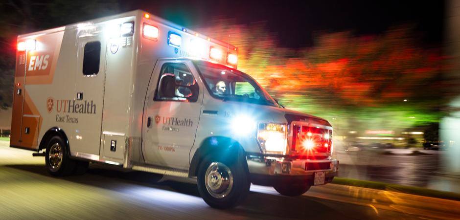UT Health East Texas EMS and Champion EMS Settle Dispute | UT Health East  Texas