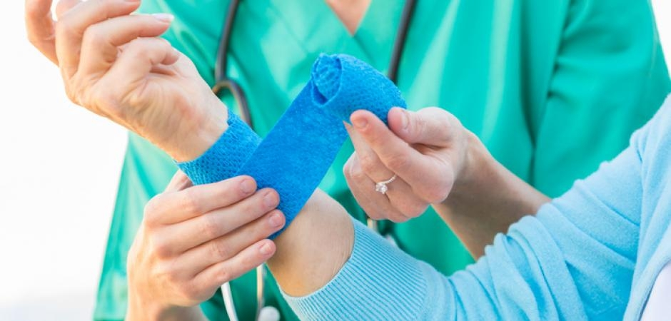 wound care treatment