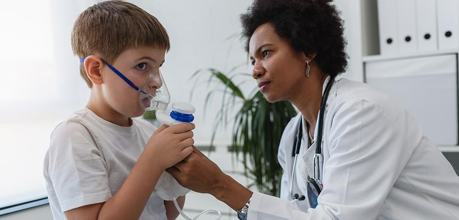 Pediatric Lung Care